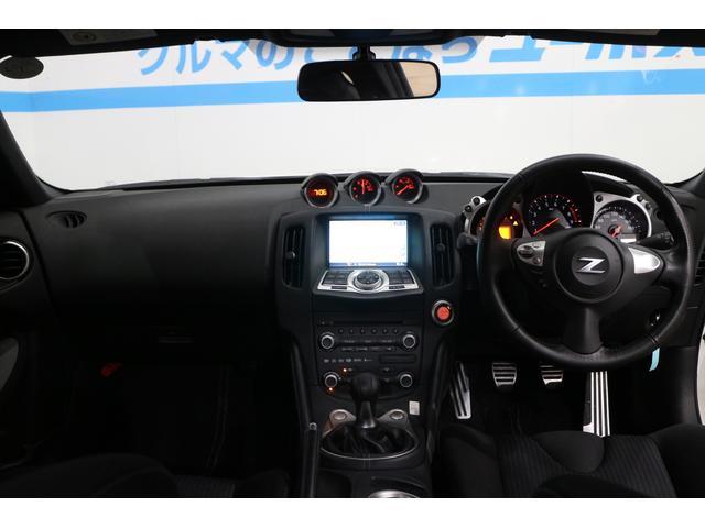 黒で統一された室内。 「本物」へのこだわりが、ドライブをより一層楽しくしてくれる!!