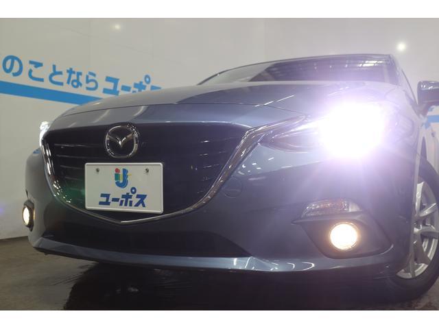 マツダ アクセラスポーツ OP10年保証対象車 15S 6速マニュアル 純正AW