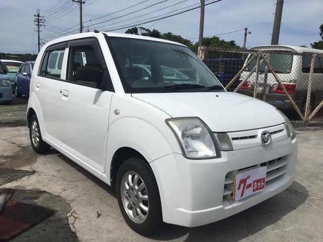 「マツダ」「キャロル」「軽自動車」「沖縄県」の中古車5