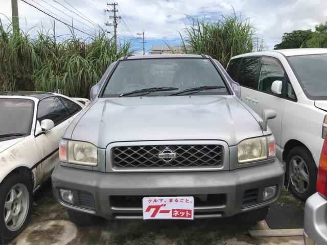 「日産」「テラノ」「SUV・クロカン」「沖縄県」の中古車2