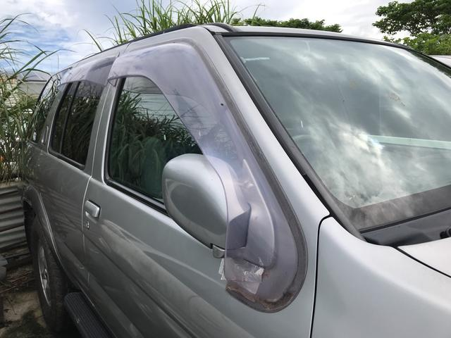 「日産」「テラノ」「SUV・クロカン」「沖縄県」の中古車4