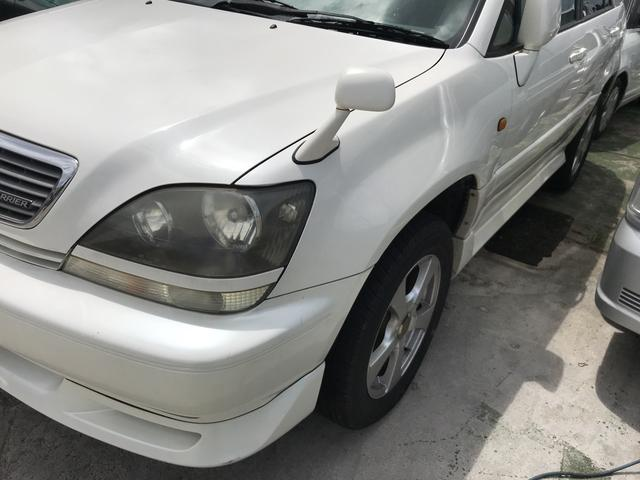 「トヨタ」「ハリアー」「SUV・クロカン」「沖縄県」の中古車6