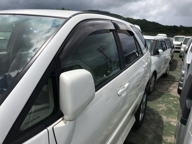 「トヨタ」「ハリアー」「SUV・クロカン」「沖縄県」の中古車7
