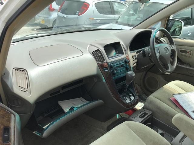 「トヨタ」「ハリアー」「SUV・クロカン」「沖縄県」の中古車8