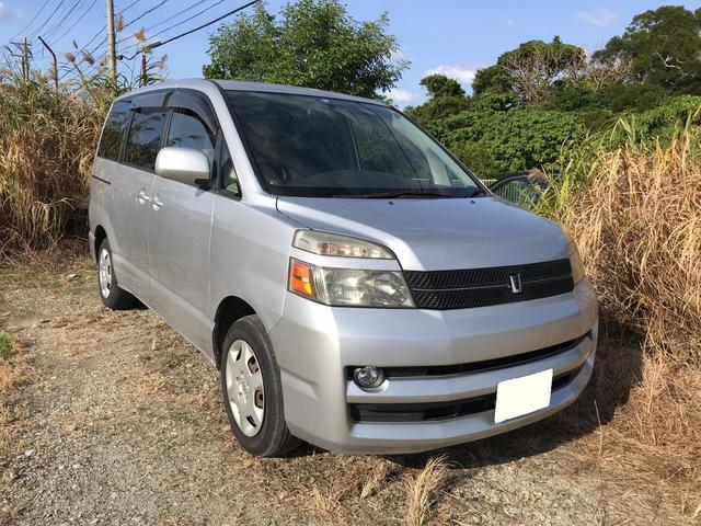 「トヨタ」「ヴォクシー」「ミニバン・ワンボックス」「沖縄県」の中古車2