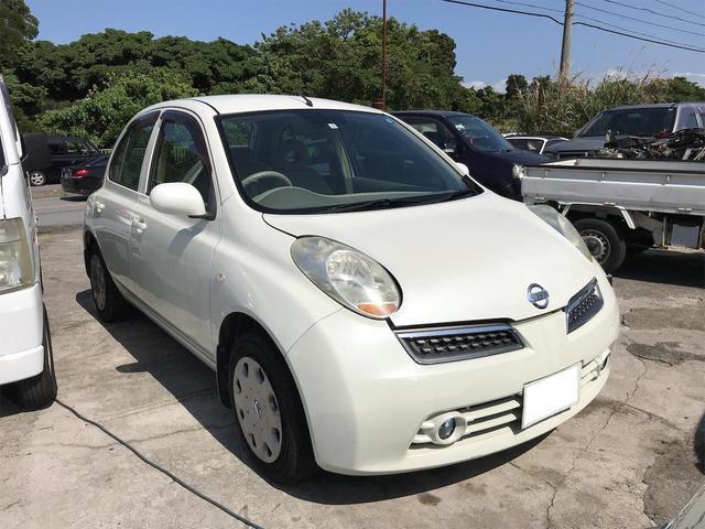 「日産」「マーチ」「コンパクトカー」「沖縄県」の中古車2