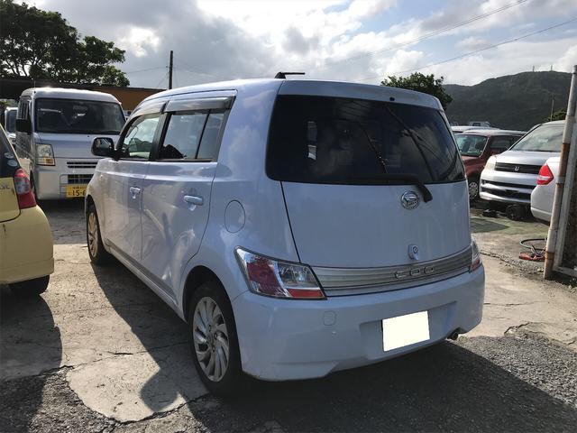 「ダイハツ」「クー」「ミニバン・ワンボックス」「沖縄県」の中古車4
