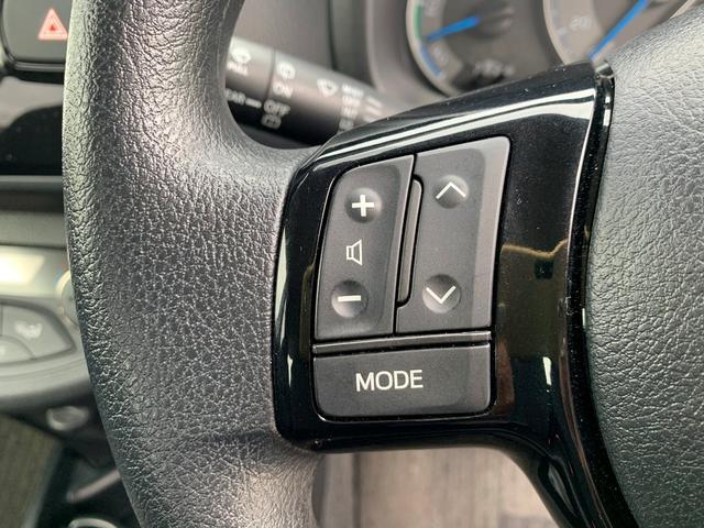 ステアリング・スイッチ左 オーディオ操作スイッチ