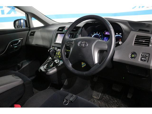 トヨタ マークXジオ 5年保証対象車 エアリアル フル装備 バックモニター
