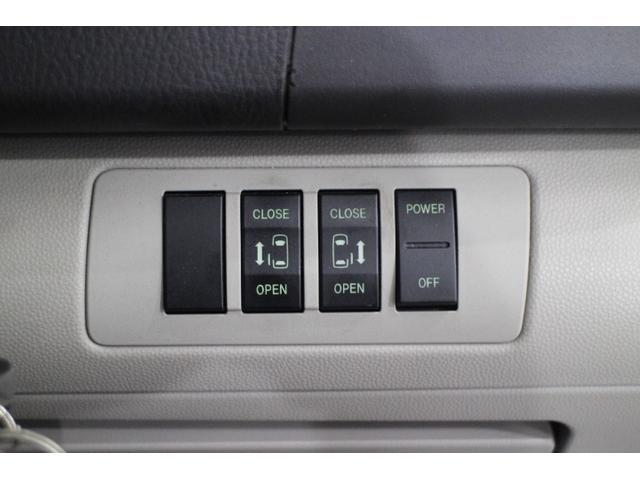 パワースライドドアは運転席からスイッチ一つで開閉可能