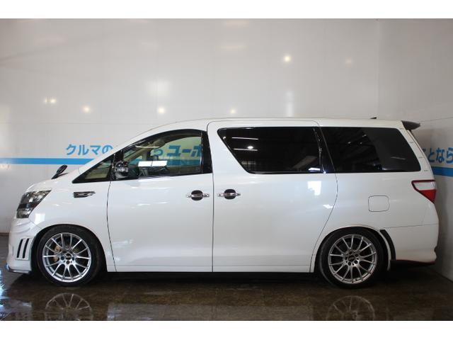 X OP5年保証対象車 TEIN車高調 Fダウンモニター(3枚目)