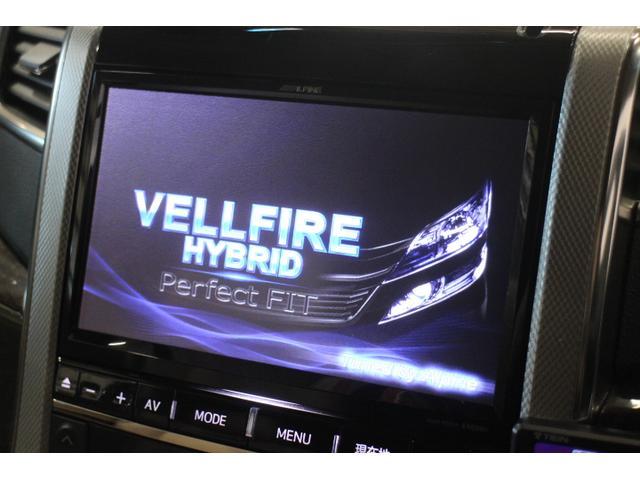 ヴェルファイア専用ナビ(アルパインEX009V)CD/DVD/Bluetooth/フルセグTV機能付き♪