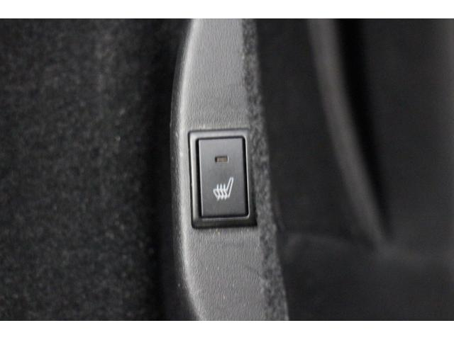 寒い日は腰から暖か、シートヒーター機能つき