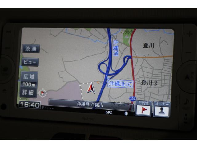 CD/AUX/Bluetooth/ワンセグTV機能付き純正ナビ