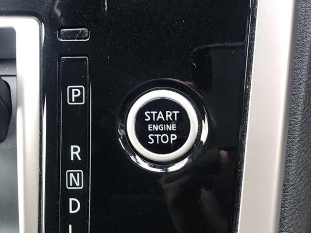ワンプッシュでエンジンスタートできます。