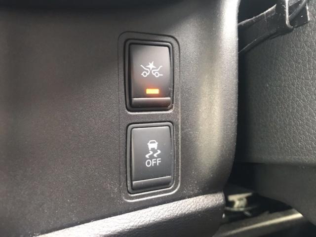 衝突回避機能や横滑り防止装置付きなので夜間や雨降りの運転も安心です。