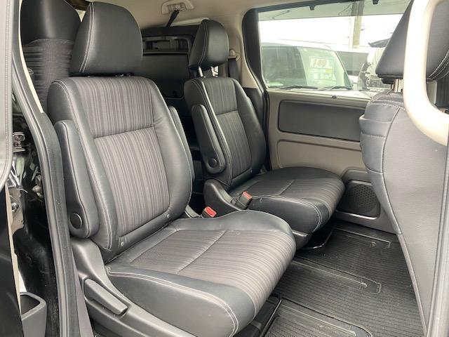 ハイブリッド・EX OP10年保証対象車 ワンオーナー 両側パワースライドドア ハーフレザーシート アダプティブクルーズコントロール純正15インチアルミホイール(8枚目)