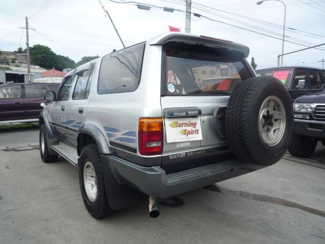 「トヨタ」「ハイラックスサーフ」「SUV・クロカン」「沖縄県」の中古車3