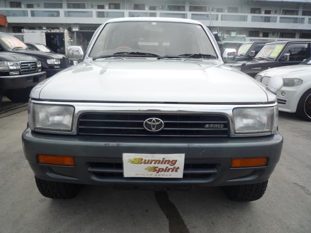 「トヨタ」「ハイラックスサーフ」「SUV・クロカン」「沖縄県」の中古車5