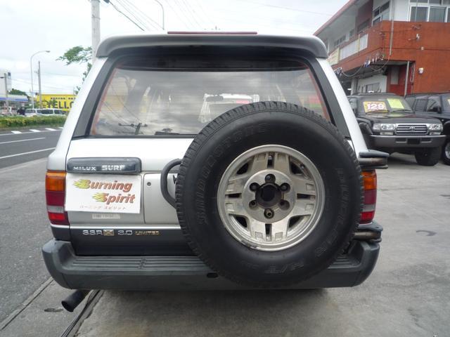 「トヨタ」「ハイラックスサーフ」「SUV・クロカン」「沖縄県」の中古車10