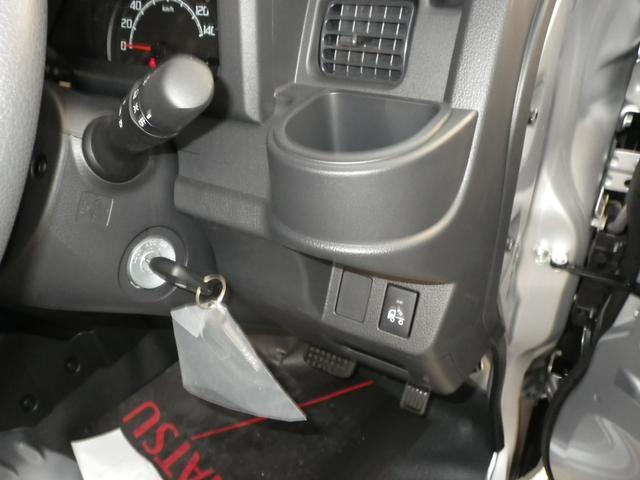 ダイハツ ハイゼットトラック ジャンボ 4WD 4AT キーレス