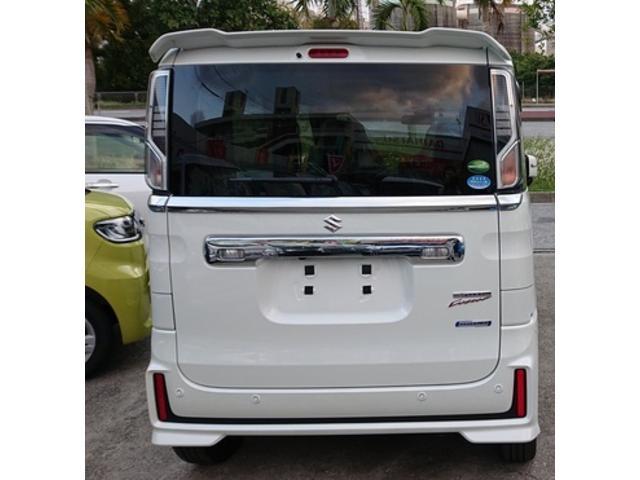 「スズキ」「スペーシアカスタム」「コンパクトカー」「沖縄県」の中古車5