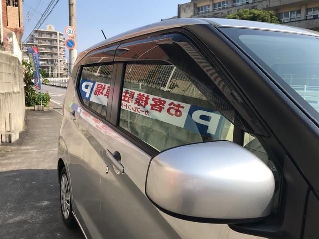 カーフレンド沖縄は浦添市宮城小学校近く、青い看板とノボリが目印です♪