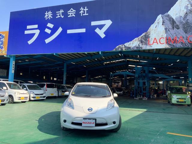 電気自動車は購入からメンテナンスまで経験豊富なラシーマへ