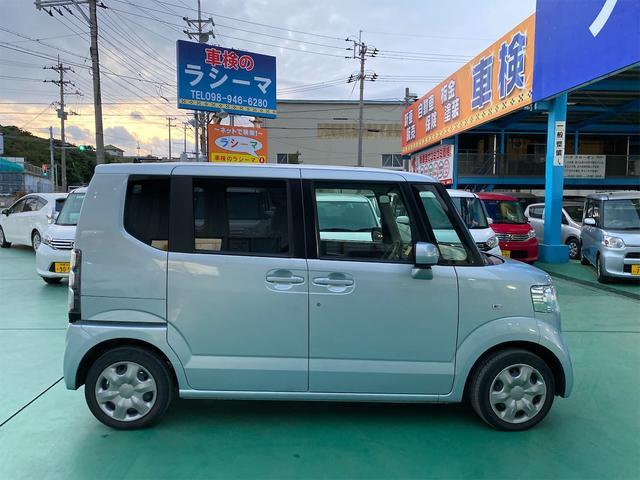 「ホンダ」「N-BOX+カスタム」「コンパクトカー」「沖縄県」の中古車4