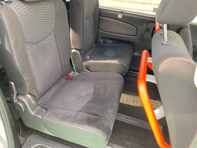 勿論、手すり付きだから、乗っている時も安心安全