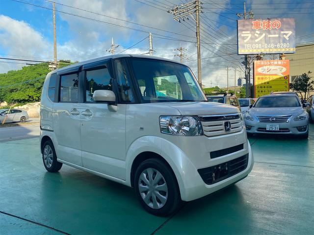 「ホンダ」「N-BOX+カスタム」「コンパクトカー」「沖縄県」の中古車6