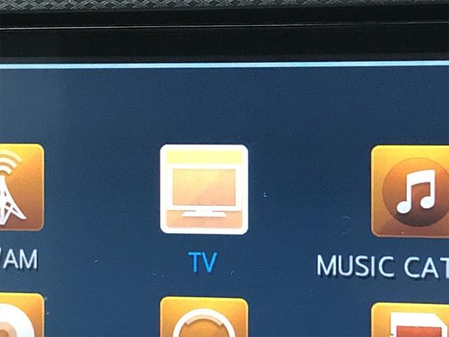 フルセグTV:ドライブの休憩時等、より充実した車内空間を演出してくれます♪