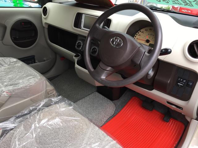 トヨタ パッソ X ウェルキャブ福祉車両 助手席電動ポップアップシート