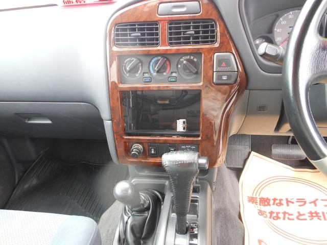 レグラス 現状車 ディーゼル 4WD(10枚目)