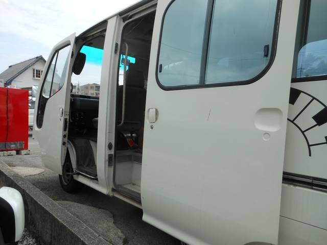 日産 アトラスロコ ディーゼル車 外装現状