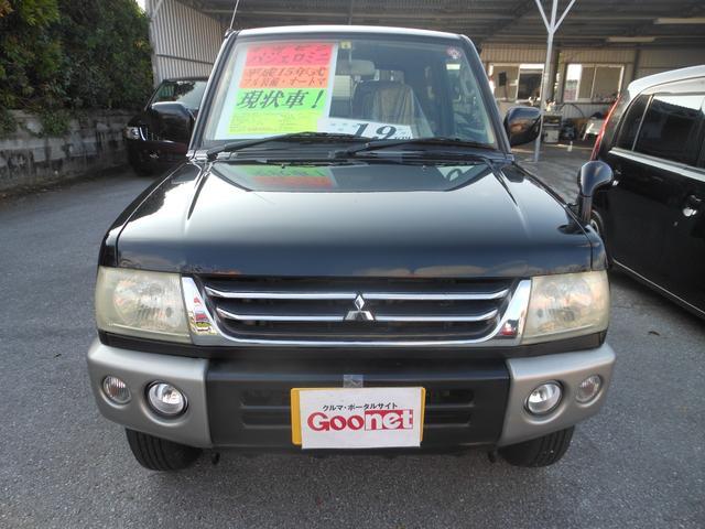 「三菱」「パジェロミニ」「コンパクトカー」「沖縄県」の中古車2