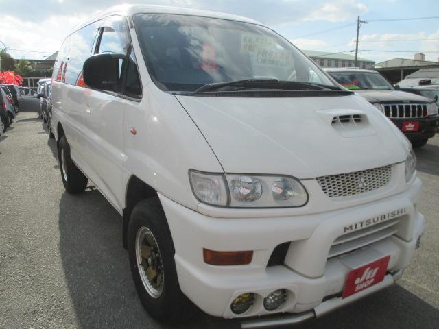 「三菱」「デリカスペースギア」「ミニバン・ワンボックス」「沖縄県」の中古車3