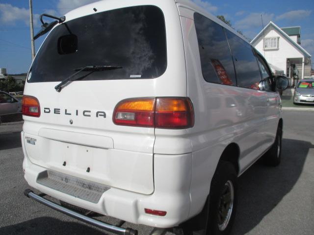 「三菱」「デリカスペースギア」「ミニバン・ワンボックス」「沖縄県」の中古車4