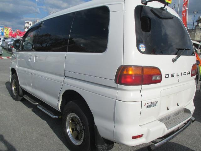 「三菱」「デリカスペースギア」「ミニバン・ワンボックス」「沖縄県」の中古車5
