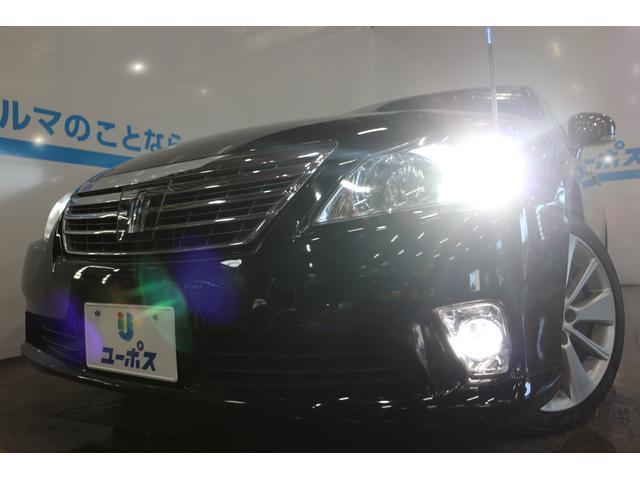 高級車御用達のディスチャージヘッドランプ装備!!夜道を明るく照らします!!夜中のドライブの強い味方!!