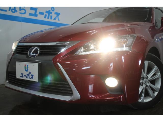 「レクサス」「CT」「コンパクトカー」「沖縄県」の中古車6