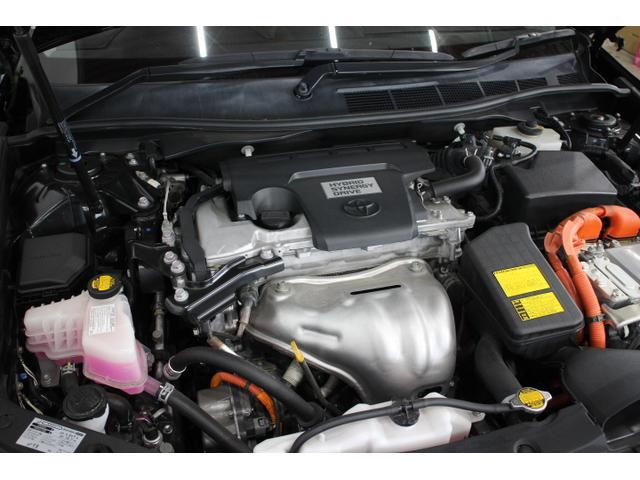 直列4気筒DOHC+モーター 最高出力160ps(118kW)/5700rpm最大トルク21.7kg・m(213N・m)/4500rpm