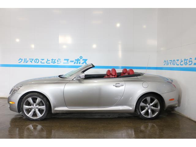 「レクサス」「SC」「オープンカー」「沖縄県」の中古車3