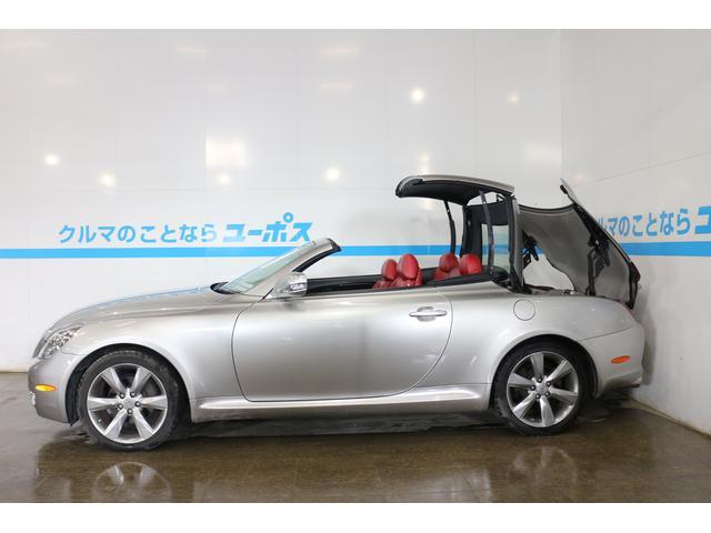 「レクサス」「SC」「オープンカー」「沖縄県」の中古車4