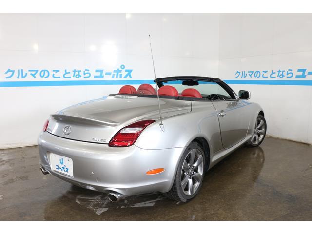 「レクサス」「SC」「オープンカー」「沖縄県」の中古車6
