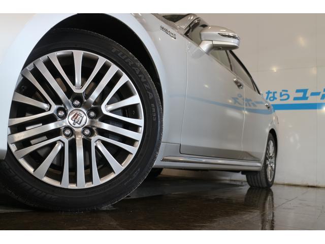 ハイブリッド OP10年保証対象車 純正HDDナビ ETC(8枚目)