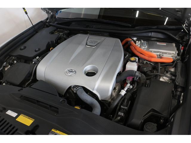 ハイブリッド OP10年保証対象車 純正HDDナビ ETC(9枚目)