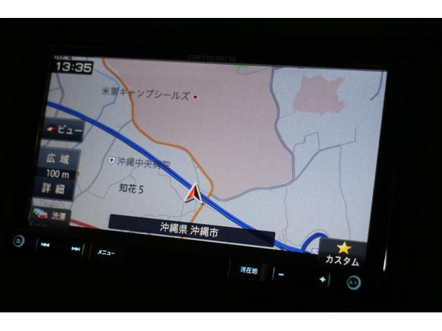 CD/DVD/ワンセグTV機能付き純正ナビ
