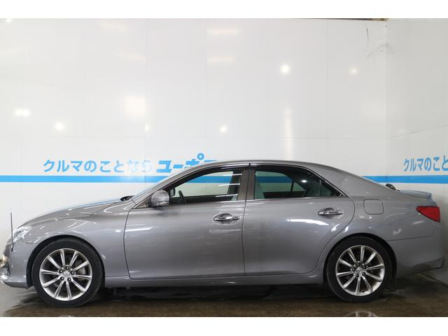250G Sパッケージ OP10年保証対象車 純正ナビ(3枚目)