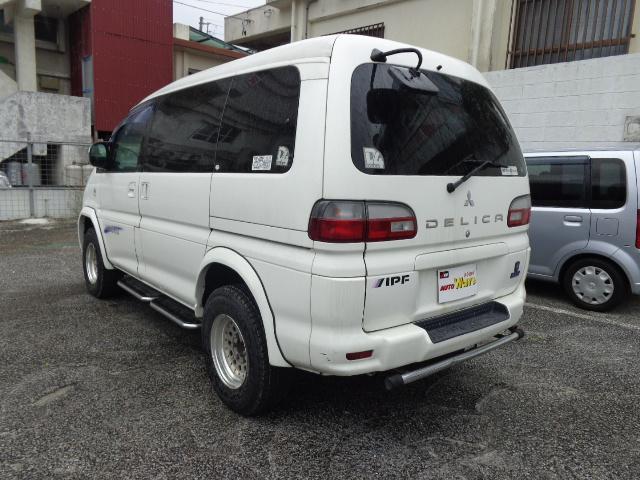 「三菱」「デリカスペースギア」「ミニバン・ワンボックス」「沖縄県」の中古車9